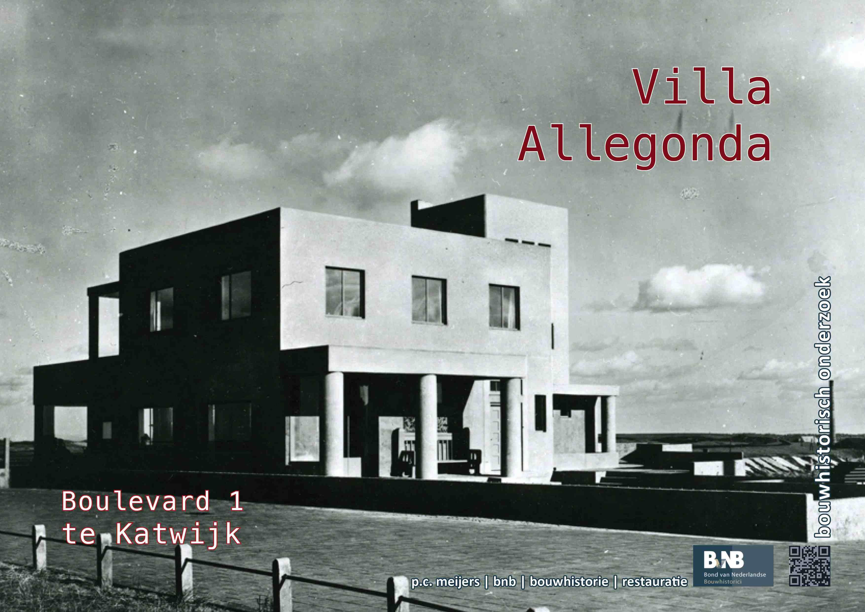 Villa Allegonda, Katwijk