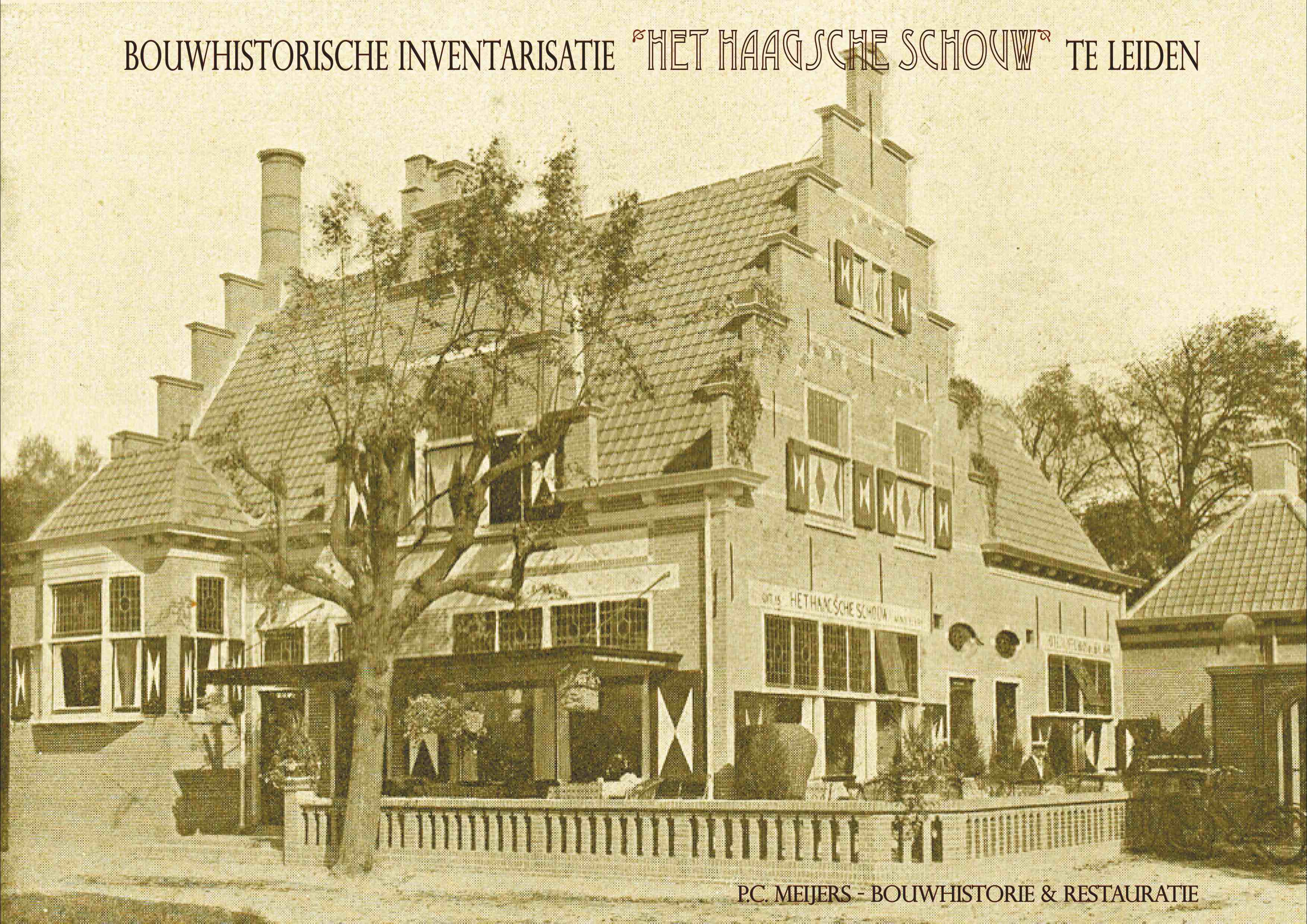 Het Haagsche Schouw, Leiden