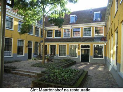 Huize Sint Maarten, Leiden