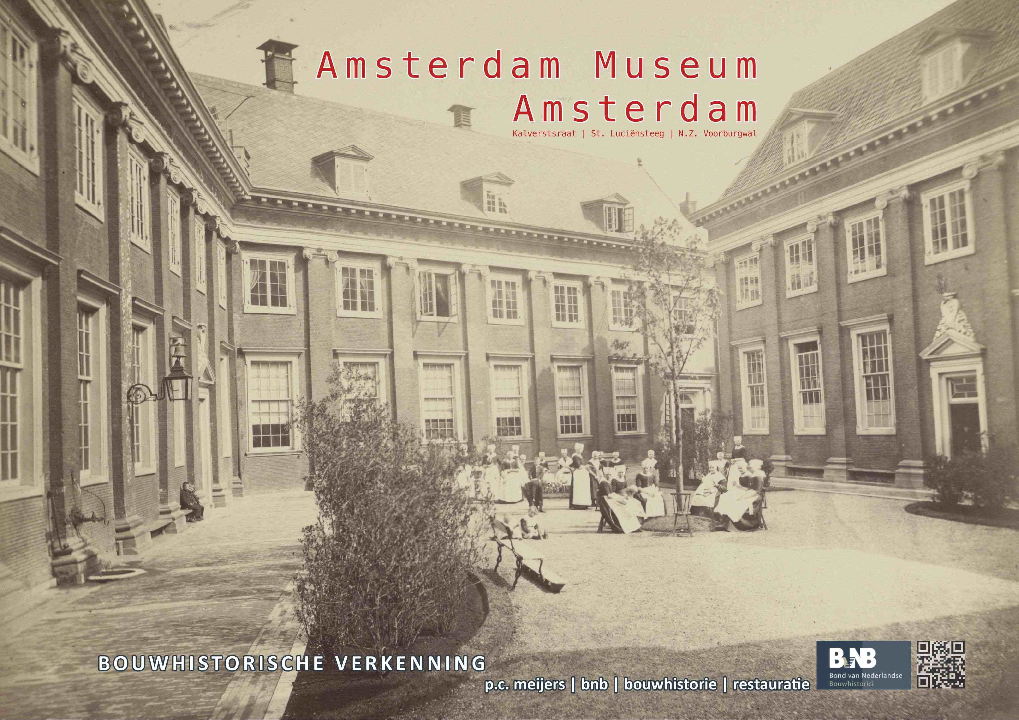 Amsterdam Museum, Kalverstraat 92, Amsterdam