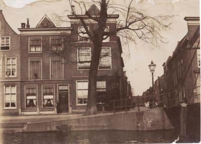 Kleurenonderzoek Nieuwe Rijn 106, Leiden