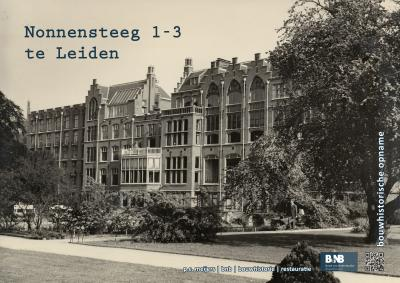 Nonnensteeg 1-3, Leiden