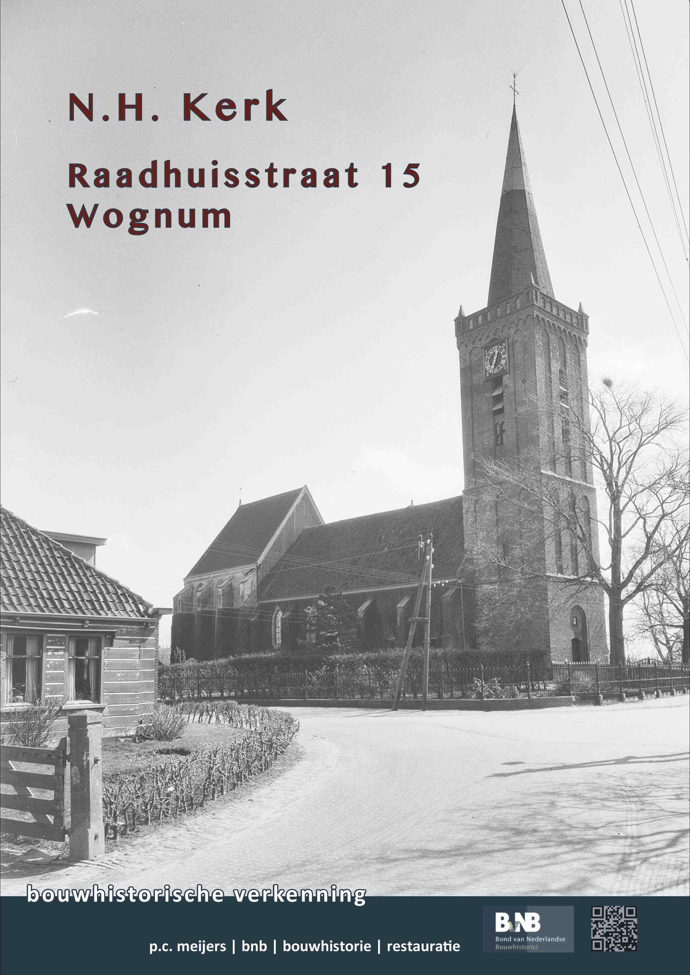 N.H. Kerk Raadhuisstraat 15,Wognum