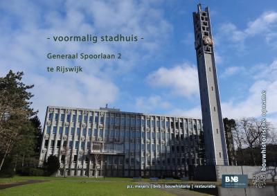 Voormalig stadhuis Rijswijk
