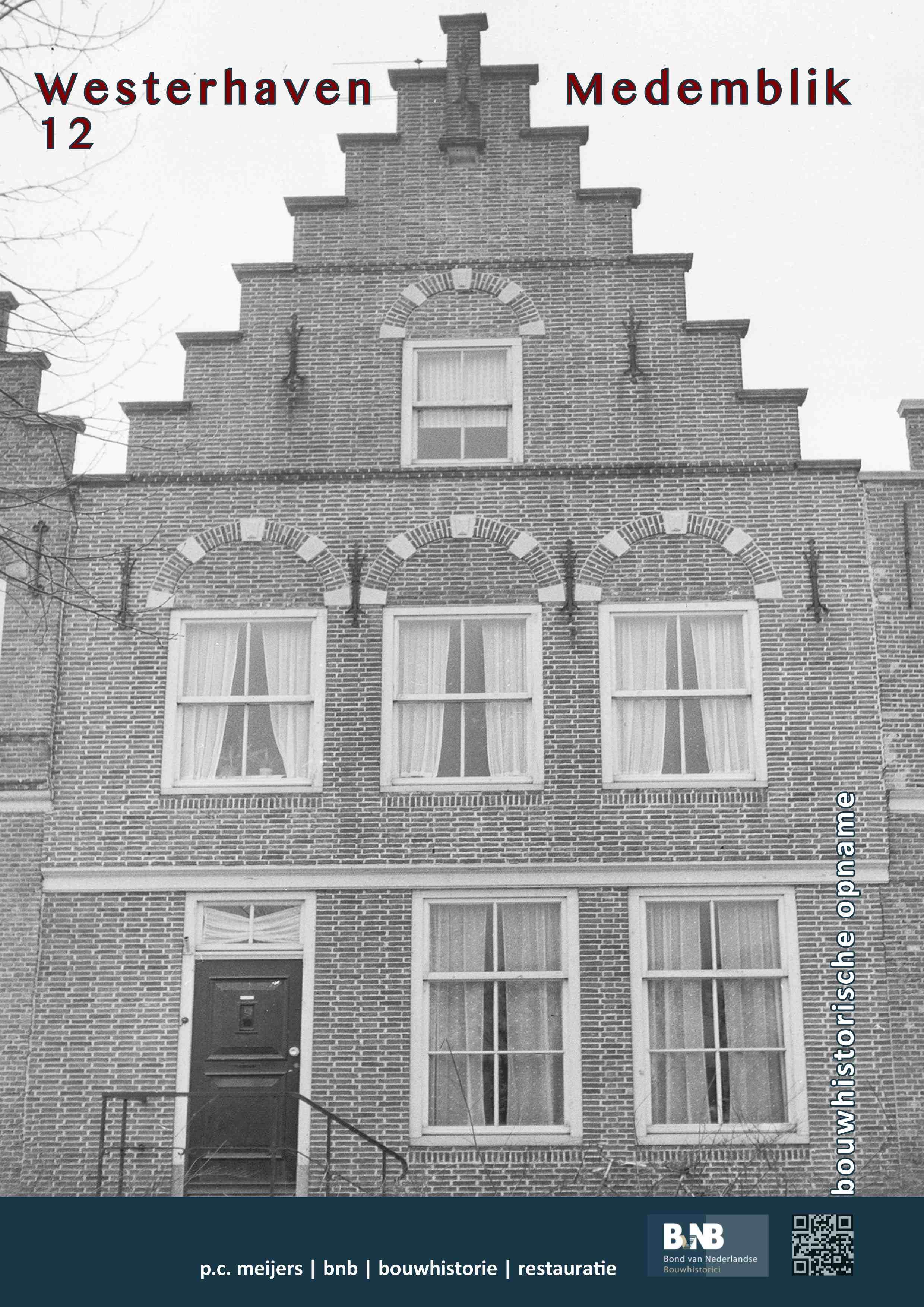 Westerhaven 12, Medemblik