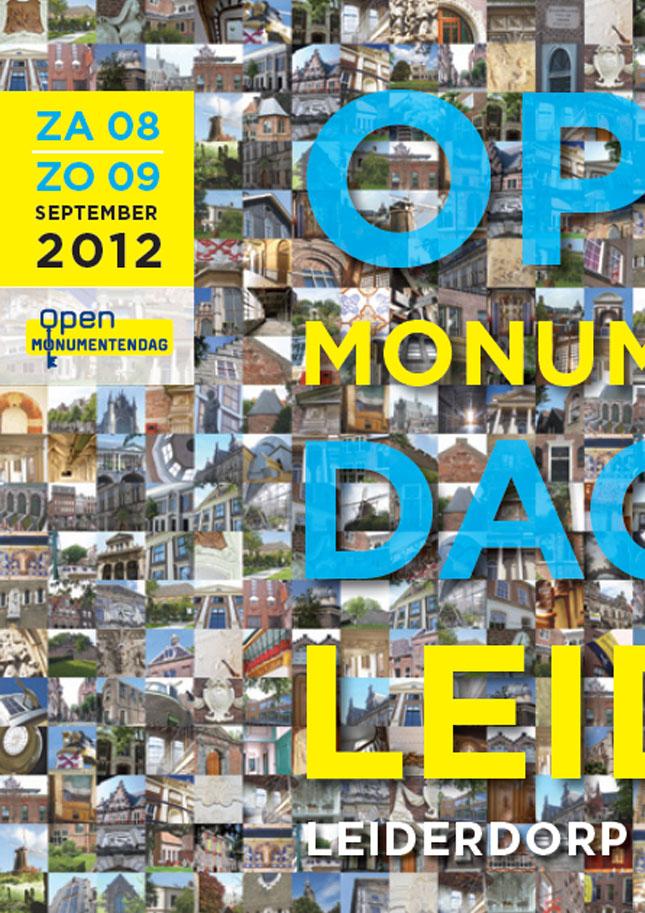 Open Monumentendagen Leiden en Hoorn